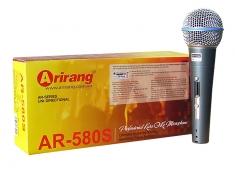 Micro Có Dây AR-580S