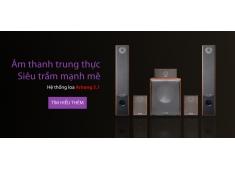 Loa Karaoke hệ thống loa 5.1