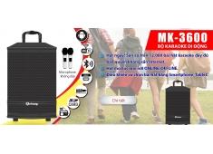 Bộ Karaoke di động MK-3600