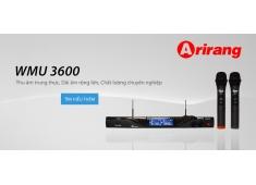 Micro Không Dây Micro WMU 3600