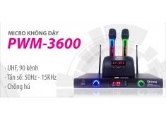 Micro Không Dây PWM-3600
