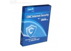 Internet Security CMC anti-virus 3PC (12 tháng)