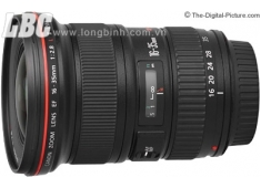 Lens CANON WIDE ZOOM EF 16-35mm f/2.8L II (UY)