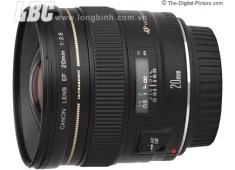 Lens CANON Wide Angle EF 20mm f/2.8 USM (chính hãng Canon VN - LBM)