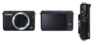 Canon ra mắt EOS M10, phiên bản thu gọn của EOS M3