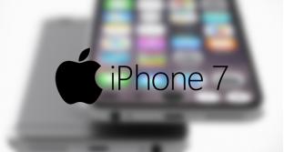 """""""Táo khuyết"""" đang thử nghiệm tận 5 mẫu iPhone 7"""