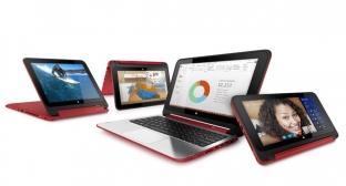 HP Pavilion x360 đối thủ khó chịu của Lenovo Yoga