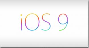 Ngày 16/09 tới iOS 9 sẽ có bản chính thức