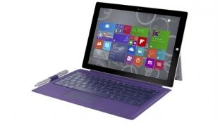 Microsoft bổ sung phiên bản mới vào bộ sưu tập Surface Pro 3