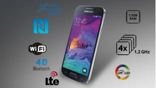 Samsung Galaxy S4 Mini Plus ra mắt lặng lẽ tại châu Âu