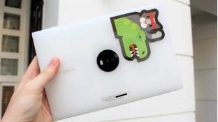 Tablet đã bị khai tử Nokia Lumia 2020 lộ ảnh thực tế