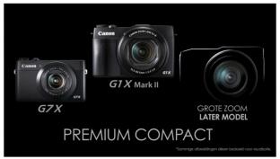 Canon Powershot G3X có thể sẽ xuất hiện trong tuần này
