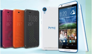 HTC Desire 820S chụp hình tự sướng chuyên nghiệp