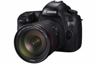 Sắp có máy ảnh DSLR 120 megapixel đến từ Canon