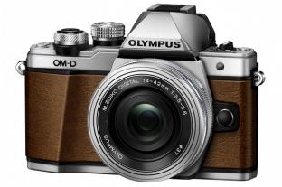 Olympus ra mắt phiên bản E-M10 II với bộ cánh cổ điển