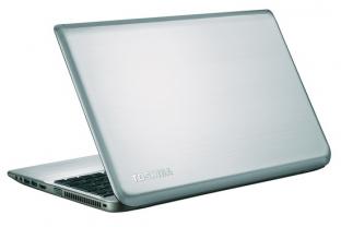 Loạt laptop Satellite mới phù hợp với từng nhu cầu người dùng.