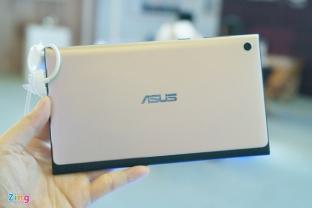Chiếc MeMO Pad 7 hình dáng chiếc ví giá 7,49 triệu của Asus