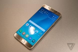 [HOT] Samsung Galaxy Note 5 chính thức bước ra ánh sáng