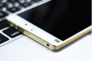 Rò rỉ ảnh thực tế của Xiaomi Mi 5