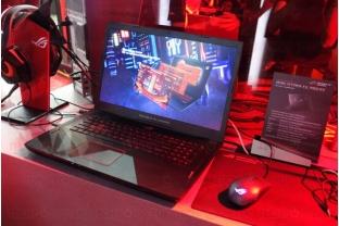 ASUS trình làng dòng Notebook mới ROG STRIX GL702ZC