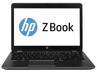Đánh giá laptop HP ZBook 14