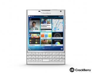 BlackBerry Passport màu trắng ngọc trai lần đầu xuất hiện ở Việt Nam