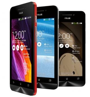 Asus cho ra mắt ZenFone C với 3 màu đen, trắng và đỏ