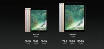 iPad Pro 10.5 và iPad Pro 12.9 được xác nhận dung lượng RAM