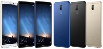 Huawei sắp giới thiệu Mate 10 Lite với 4 camera