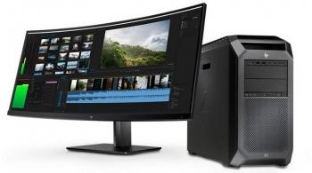 HP trình làng dòng workstation cao cấp Z series
