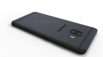 Galaxy C10 camera kép lộ giá bán kèm cấu hình