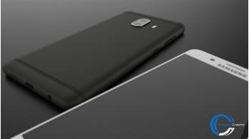 Ý tưởng thiết kế Galaxy C10 dựa trên những tin đồn