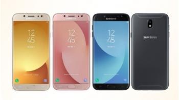 Galaxy J5 Pro trình làng với camera trước sau 13 MP, nâng cấp RAM/ROM