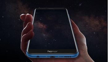 Honor 7X chính thức ra mắt với camera kép, màn hình vô cực