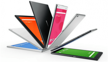 Nhiều mẫu tablet thuộc dòng Tab 4 của Lenovo chính thức được bán ra