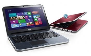 Dell Inspiron 14R 5421 win 8 - màn hình cảm ứng