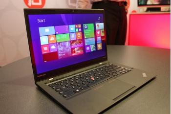 Lenovo ThinkPad X1 Carbon có thể điều khiển bằng giọng nói và cử chỉ