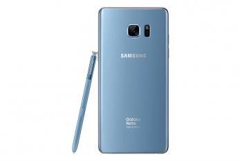 Galaxy Note FE ra mắt: Pin 3.200 mAh, đảm bảo an toàn như Galaxy S8