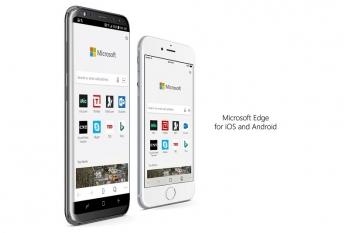 Sau Windows 10, trình duyệt Microsoft Edge sẽ xuất hiện trên cả iOS và Android