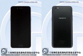 OPPO A77T xuất hiện tại TENAA với camera selfie 16MP, Android 7.1 Nougat
