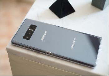 Galaxy Note 8 nhận bản cập nhật đầu tiên