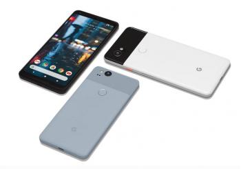 Google Pixel 2 và Pixel 2 XL chính thức trình làng với cấu hình hấp dẫn