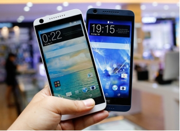 Coi mắt HTC Desire 626G Plus, smartphone tầm trung hỗ trợ 2 SIM Nano