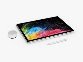 Microsoft giới thiệu Surface Book 2 Core i7- 8650U