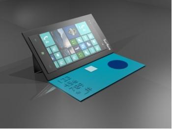 Surface Phone ra mắt 2018 sẽ chạy nền tảng hệ điều hành mới?