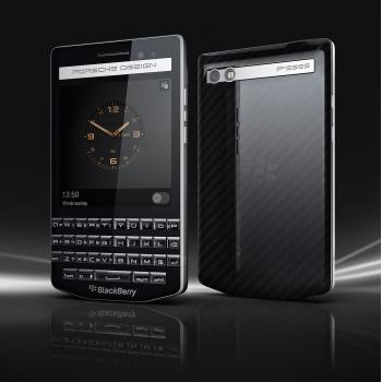Dòng smartphone siêu xe BlackBerry Porsche Design P'9983