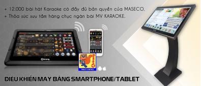 Máy Android Karaoke AR-3600WTK+