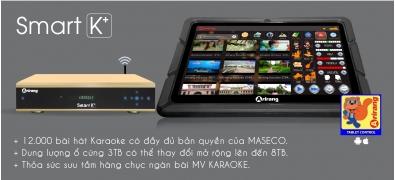 Smart Karaoke Arirang Smart K+ (Kèm ổ cứng 3TB)