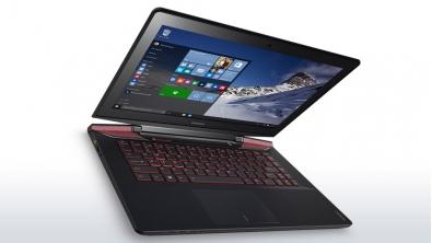 """Lenovo IDEAPAD 700-14ISK (80NU-0000US) - Core™ i5-6300HQ , Ram 8GB , 1000GB , 14.0""""FullHD , Windows 10 Home 64 bit ( Black )"""