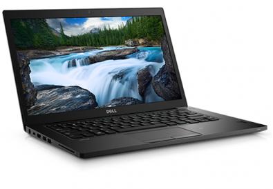 Dell Latitude E7480 (Đen) - Core I5-7200U 2x2.5GHz, Ram 16GB, SSD 512GB, Windows 10 Pro 64bit, TẶNG BALO